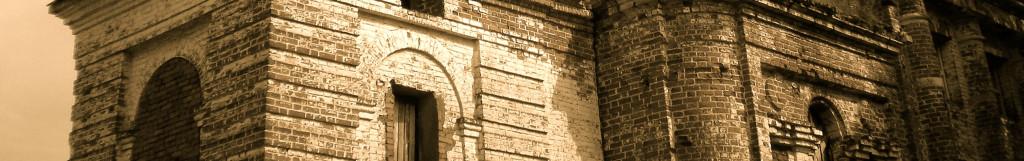 Богоявленский храм села Парфеново
